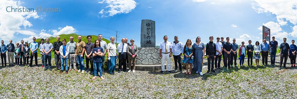 Memorial al Fundador del Aikido - Shirataki, Hokkaido - Foto Pano 360 VR
