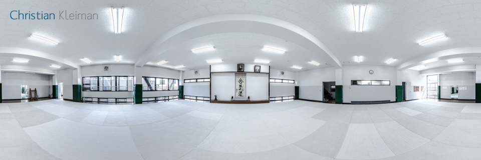 AikidoJapon.com promotes Budo, Art and Japanese Culture with Creative Photography from Japan by © Christian Kleiman